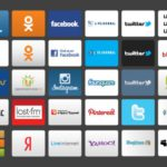 Социальные кнопки: за и против